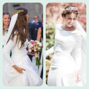 Сватбени воали от AbsoluteRose.com