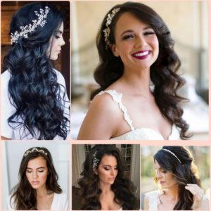 Украси за сватбена прическа - AbsoluteRose.com