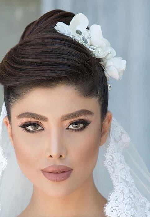 Сватбено гребенче за коса