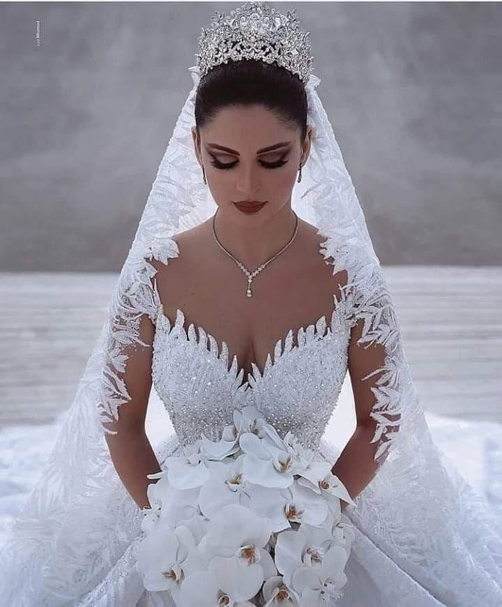 Аксесоари за сватбена прическа